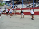 Performing Jump Rope Tricks from Love City Leapers