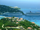 Cruise Ships in St Thomas