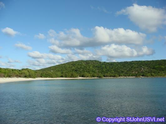 View of beach from Weston Resort