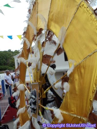 Large Costume, St. John Carnival 2010