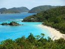 Overlooking Trunk Bay