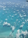 Clouds over Caribbean Waters