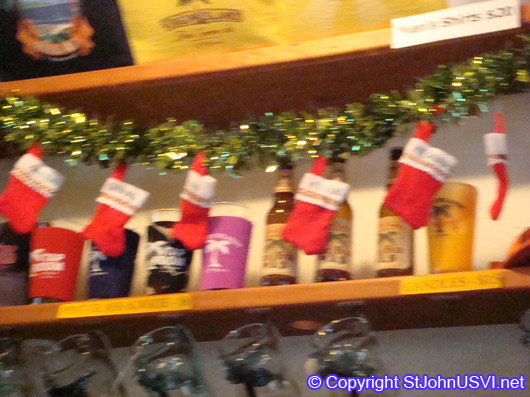 Christmas at Tap Room, home of St John Brewers