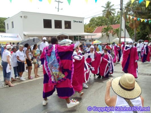 St. John, Carnival 2010