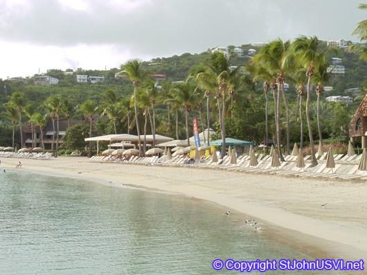 Beach at the Weston Resort