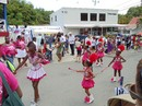 Youngest group of the Charming Twirlers