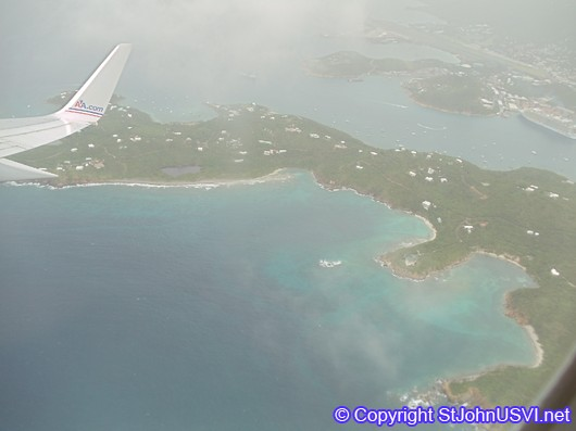 Aerial View of St Thomas