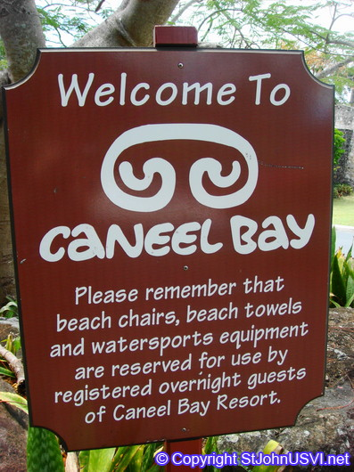 Welcome to Caneel Bay