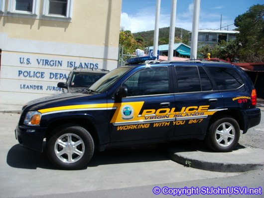 Virgin Islands Police