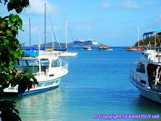 Low Key Watersports, Cruz Bay