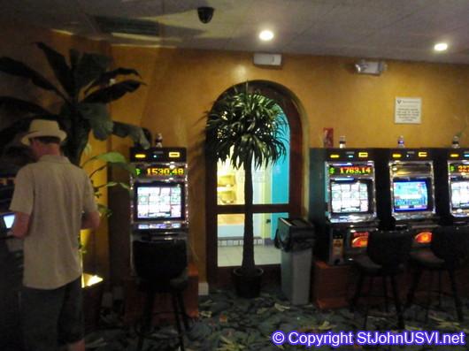 Gambling in Cruz Bay