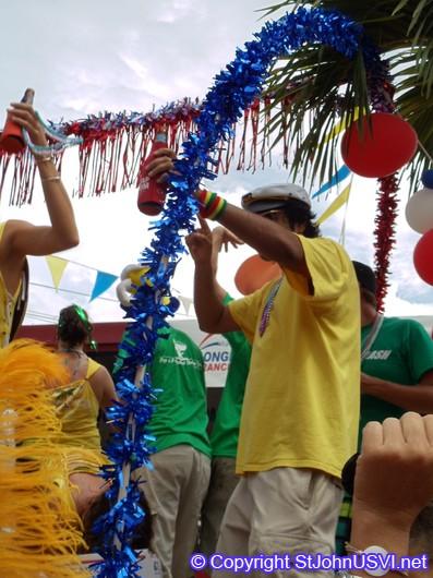Carnival 2010 Tap Room