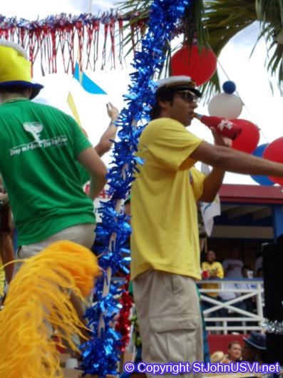 Tap Room Carnival 2010