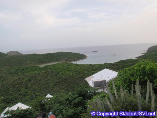 Eco-tent view