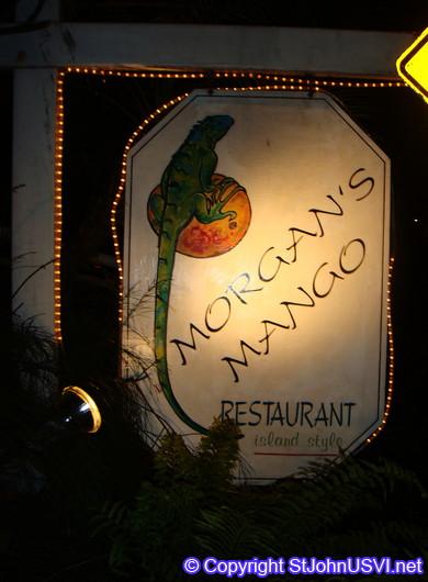 Morgan's Mango