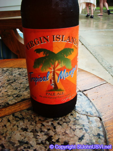 Virgin Islands Tropical Mango Ale